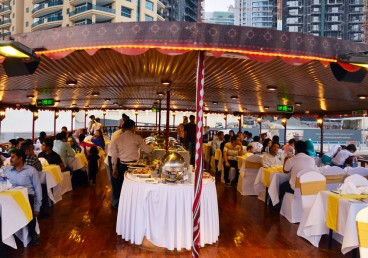 Dhow Cruise Dinner w/ Transfers