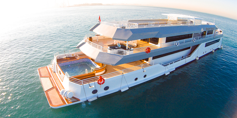 155 Ft Luxury Yacht