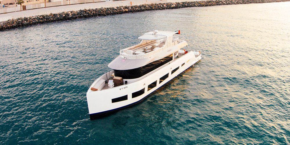 88 Ft Luxury Yacht