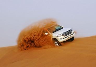 Private Land Cruiser Safari